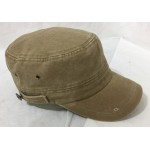 Fashion washed military cap