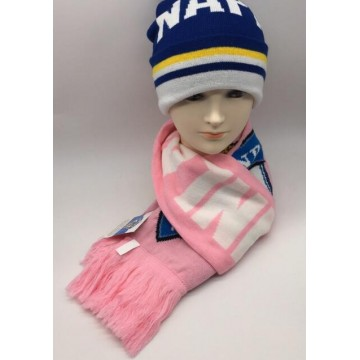 High resoultion knitted fans scarf