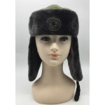WARM WINTER CAP RUSSIAN TRAPPER HAT EAR FLAPS
